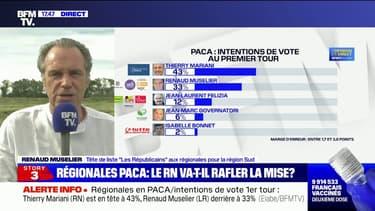 """Renaud Muselier: """"J'invite mon parti à me soutenir et à me resoutenir très clairement"""""""