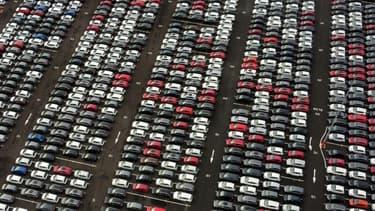Le marché automobile au Royaume-Uni s'est effondré de 29,4% en 2020 à cause du choc provoqué par la pandémie