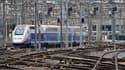 Le TGV avait quitté Nice à 17h34 et devait théoriquement rallier Paris à 23h14.