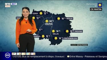 Météo Paris-Ile de France du 12 juillet: Soleil et chaleur ce dimanche
