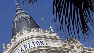 L'InterContinental Carlton, mythique palace cinq étoiles de la Croisette à Cannes, fête cette année le centenaire de son existence parsemée d'événements historiques et animée par la présence des stars souvent capricieuses du Festival du film. /Photo d'arc