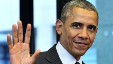 Barack Obama a répondu à François Hollande à proops du dossier BNP Paribas.
