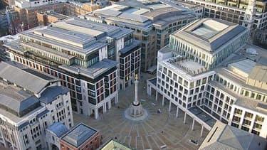 Le quartier de la bourse londonienne où le Libor est fixé quotidiennement (Photo: DR)