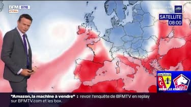 Météo: de belles éclaircies ce samedi, jusqu'à 18°C au Touquet