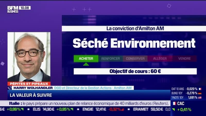 Pépites & Pipeaux : Séché Environnement - 13/04