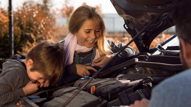 L'auto-réparation, une activité pratiquée par près de 10 millions de Français.