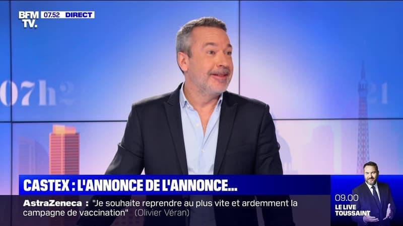 L'édito de Matthieu Croissandeau: Castex, l'annonce de l'annonce - 17/03