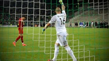 Saint-Etienne participera à l'Europa League en compagnie de Lille et Guingamp.