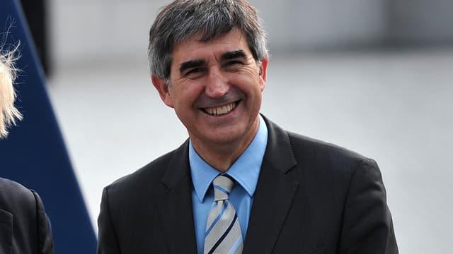 Jordi Bertomeu, le patron de l'Euroleague
