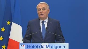 Jean-Marc Ayrault, dimanche 30 mars