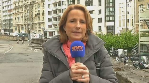 Beatrice Bourges, la porte-parole du Printemps français, ce 24 mai 2013.