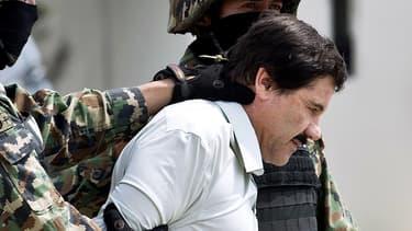 """Le processus d'extradition vers les Etats-Unis du trafiquant de drogue mexicain Joaquin """"El Chapo"""" Guzman prendra au moins un an, mais pourrait durer jusqu'à quatre ou six ans si ses avocats utilisent tous les recours - Lundi 11 janvier 2016"""
