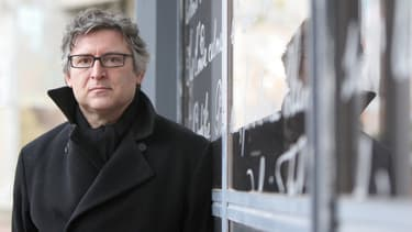 Le philosophe Michel Onfray, en novembre 2011