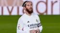 Sergio Ramos au Real Madrid