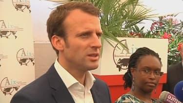 Emmanuel Macron a avertit que la France participerait aux discussions pour trouver un compromis dès lundi.