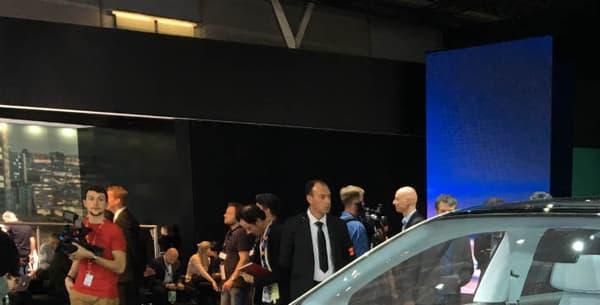 Gorden Wagener est à la tête du design de Mercedes depuis 2008.