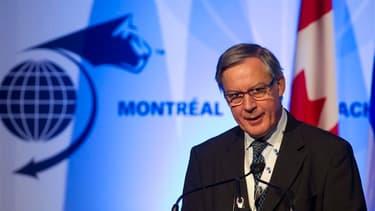 Le gouverneur de la Banque de France, Christian Noyer, a déclaré qu'il est primordial d'observer une discipline budgétaire rigoureuse dans la zone euro et celle-ci ne doit pas être présentée comme l'ennemie de la croissance. /Photo prise le 11 juin 2012/R