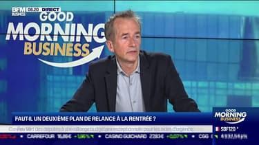 Philippe Martin (CAE): La sortie de crise se dessine pour l'Europe - 13/05