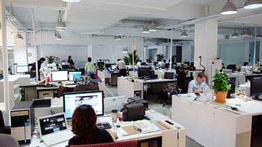 Les créations d'entreprises ont bondi en mai.