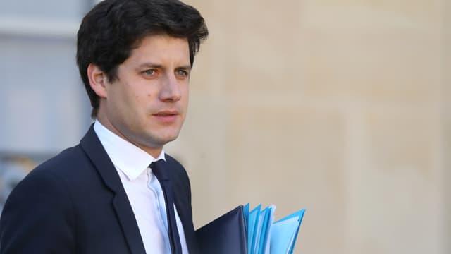 Julien Denormandie, ministre du Logement.