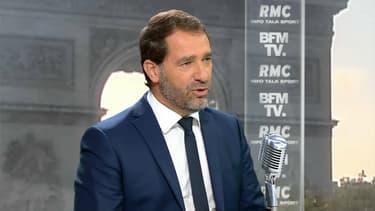 Christophe Castaner était l'invité de BFMTV et RMC ce jeudi.