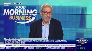 Jean Pisani-Ferry sur BFM Business