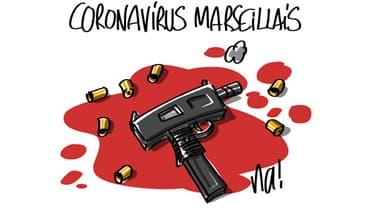 Cinq règlements de comptes ont fait six morts depuis le début de l'année à Marseille.