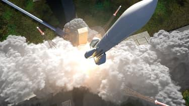 Ariane 6 sera opérationnel en 2020.