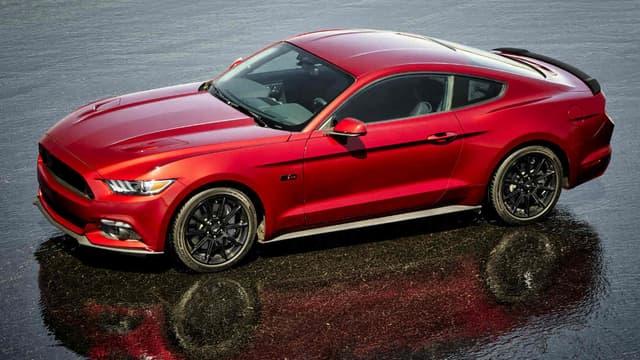 La Mustang fait partie des modèles préférés des conducteurs de moins de 35 ans, selon une étude du comparateur de prêts Lending Tree.