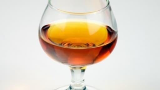 Le Cognac est resté le leader des vins et spiritueux à l'export, en 2013.