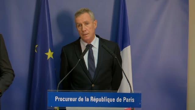 François Molins, procureur de la République