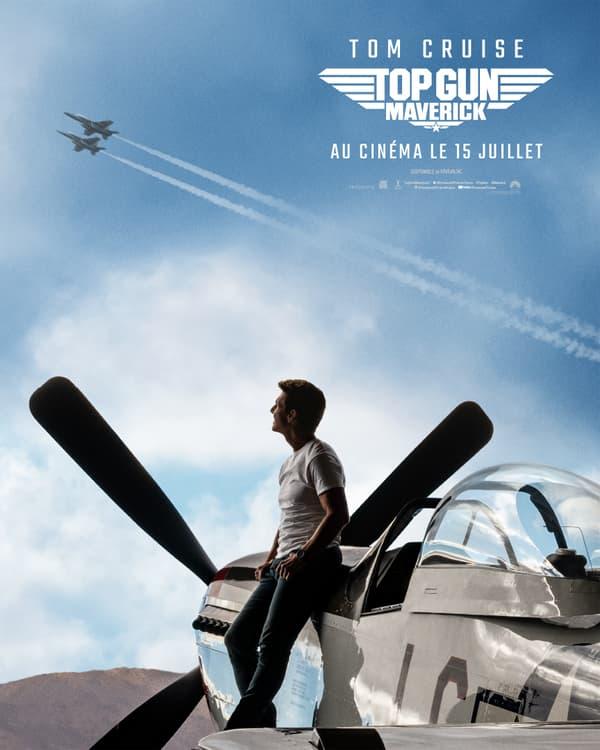 Affiche de Top Gun 2