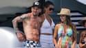Lionel Messi en vacances à Ibiza