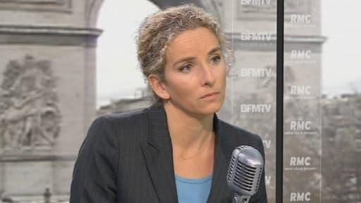 """Pour Delphine Batho, l'UMP n'a pas brisé le """"tabou"""" du bilan du sarkozysme."""