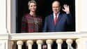Le prince Albert II de Monaco et la princesse Charlène sont en visite dans l'Essonne le mardi 19 juin 2018 (photo d'illustration).
