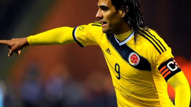 Falcao sous le maillot de la Colombie