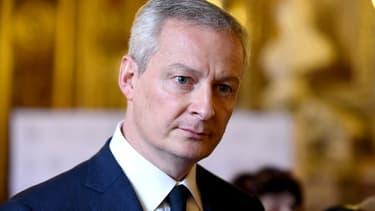 Le ministre de l'Economie, Bruno Le Maire, veut réfléchir aux possibilités de consolidation pour Alstom.