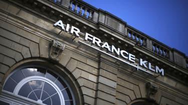 Air France-KLM.