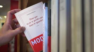 Le Nobel a apporté un coup de fouet au nouveau roman de Patrick Modiano