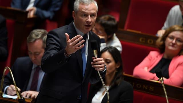 Le Maire rejette les menaces de poursuites pénales de Montebourg