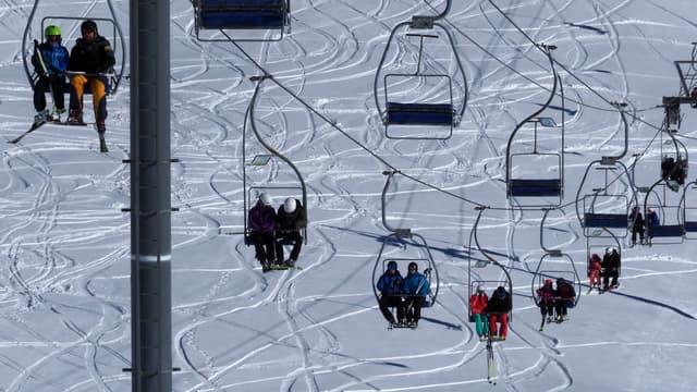 Une station de ski des Pyrénées. (photo d'illustration)