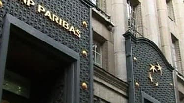 Des hauts dirigeants de BNP Paribas quittent la banque.