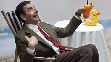 Mr Bean en mars 2007