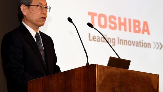 Le conglomérat industriel japonais a -enfin- présenté ses comptes annuels. (image d'illustration)
