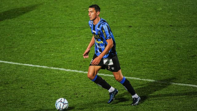 Guillaume Heinry - Chambly