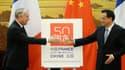Jean-Marc Ayrault est en visite en Chine