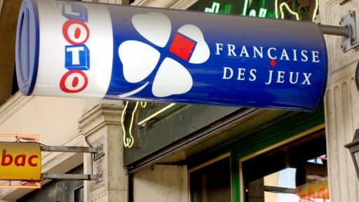 La Française des Jeux est le seul opérateur a avoir enregistré une progression de ses ventes.