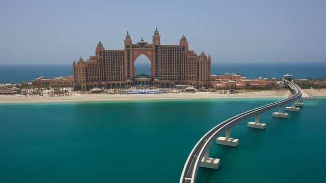 Les Emirats arabes unis (image d'illustration)