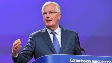 Michel Barnier, négociateur en chef du Brexit pour l'Union européenne