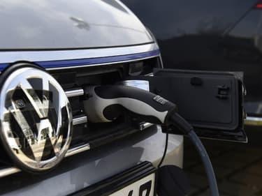 Volkswagen mise sur la voiture électrique et connectée.